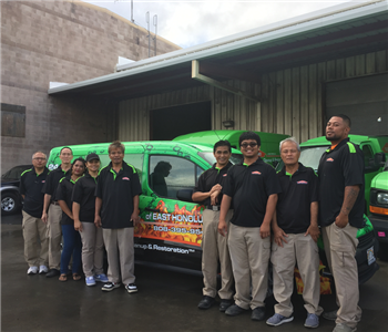 SERVPRO of East Honolulu